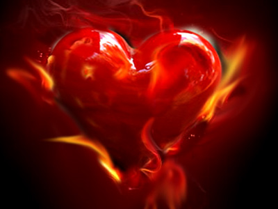 Liebe zeigen und festigen